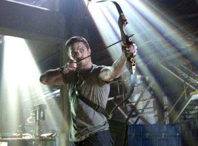 Captura de Green Arrow