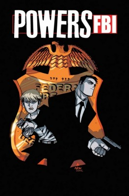 Portada de Powers FBI