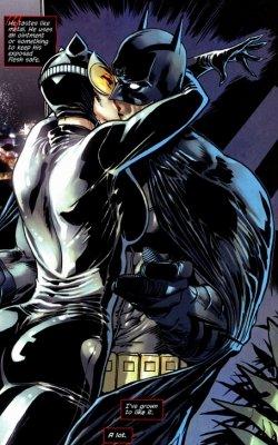 Catwoman Batman
