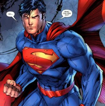 JLA1 Superman