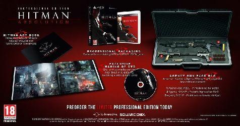 Edición Profesional de Hitman Absolution