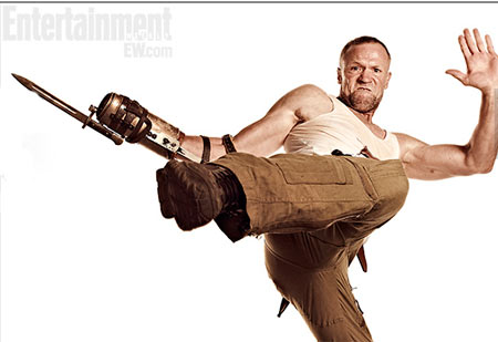 Walking Dead Merle Dixon