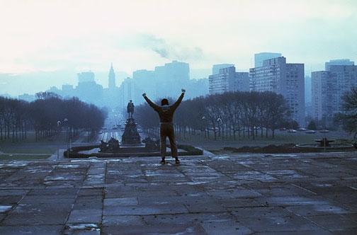 Rocky Balboa Museo Filadelfia