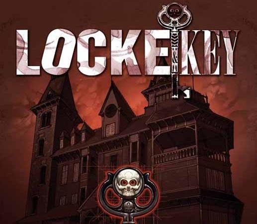 Portada Locke and Key