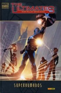 "Portada ""The Ultimates: Superhumanos"""