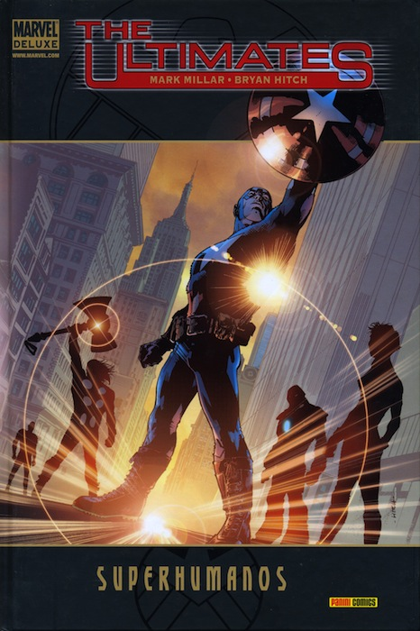 Marvel Deluxe: The Ultimates - Superhumanos