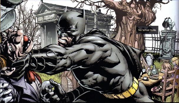 Batman - El Caballero Oscuro: Ciclo de Violencia