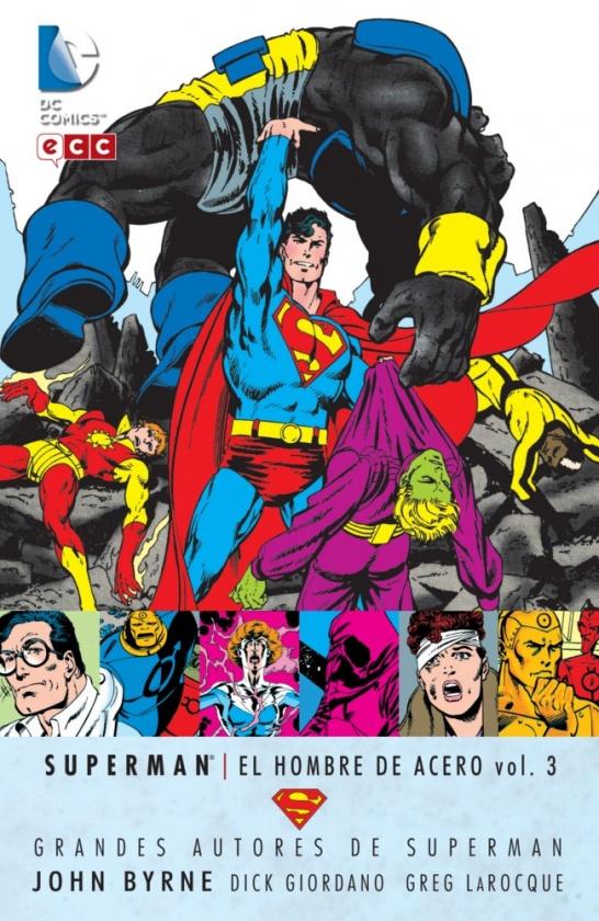 Superman: El Hombre de Acero #3