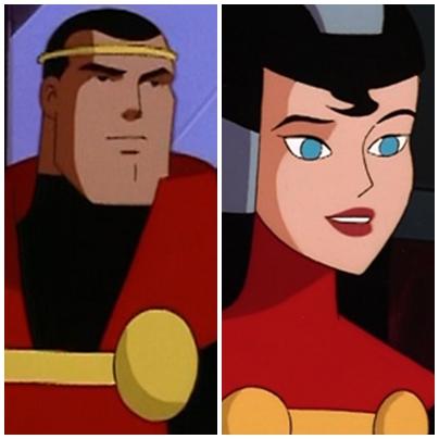 """Superman: The Animated Series"" (1996)"