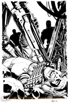 Portada Terminator: The Final Battle #1