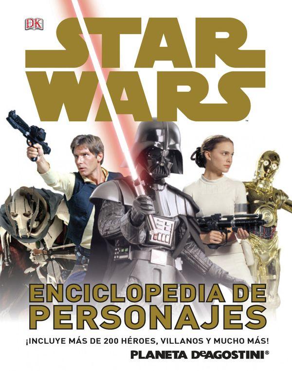 Star Wars: Enciclopedia de Personajes