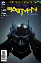 Batman #24 - portada