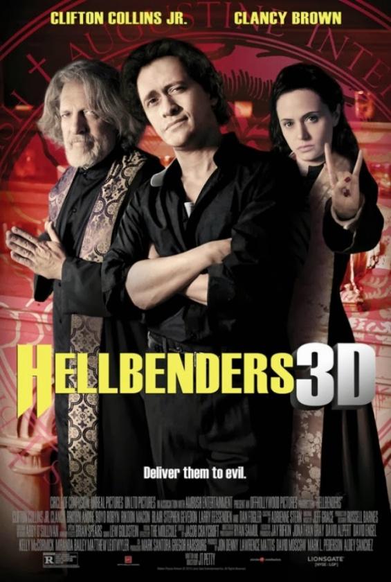 hellbenders-3d-poster