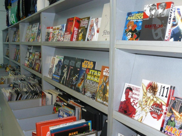 Cómics y Manga