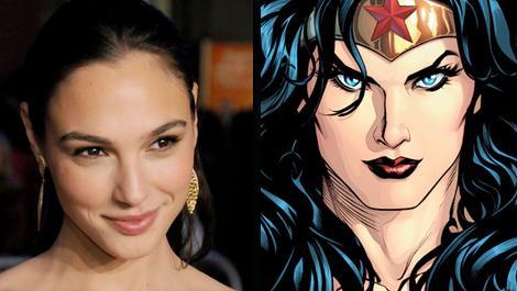 Imagen Gal Gadot Wonder Woman
