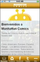 App de Manhattan Comics