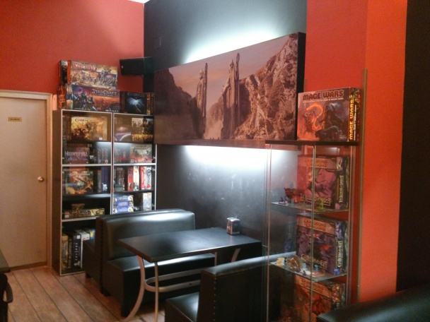 Juegos de mesa y decoración friki en Firefly