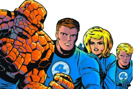 Los 4 Fantásticos cómic