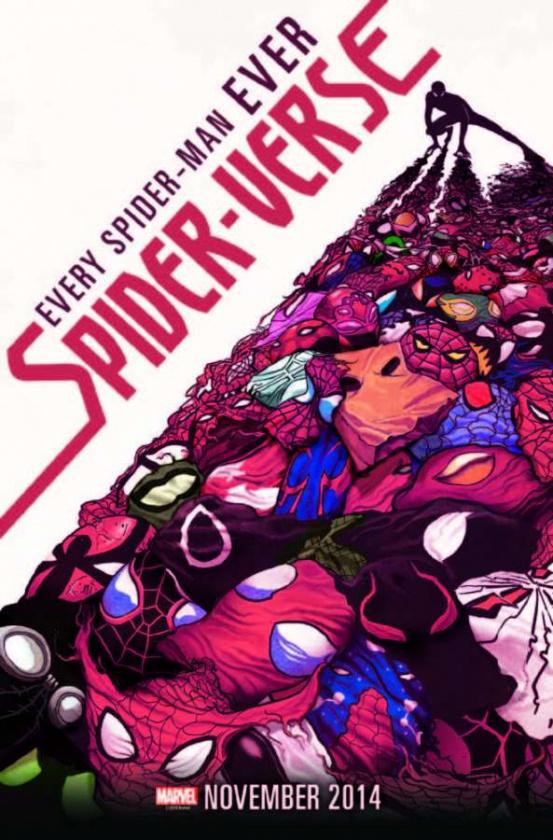 Portada Alternativa de Amazing Spider-Man #9 por Mike del Mundo