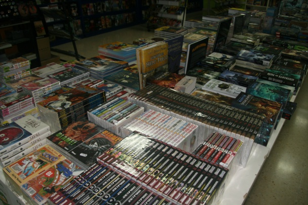 novela cómic y manga desván leprechaun