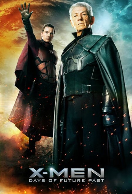 X-Men Dias del futuro pasados cartel 3