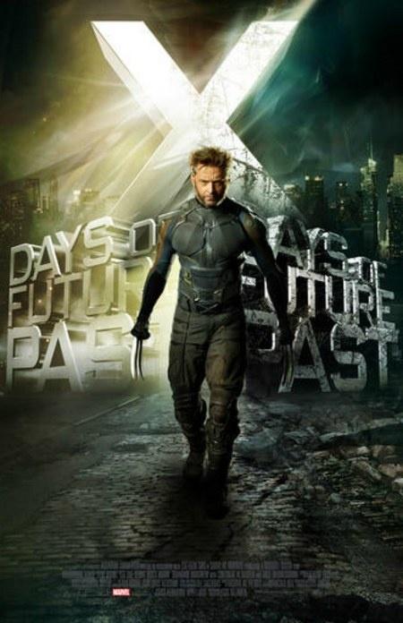 X-Men Dias del futuro pasados cartel 5