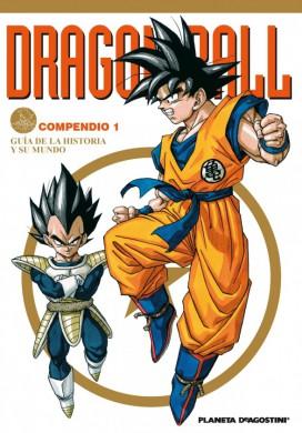 Dragon Ball Compendio #1