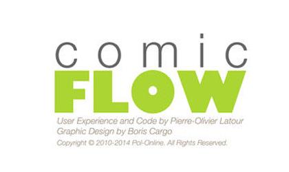 logo comic flow copy1