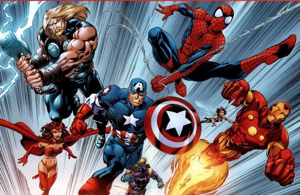 spider-man-vengadores