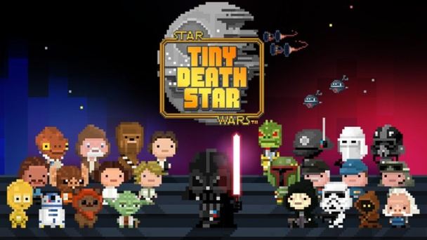 Logo grande Tiny Death Star