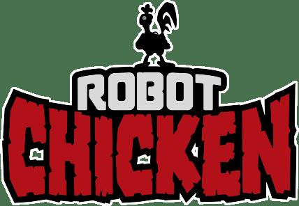 robot chicken logo serie