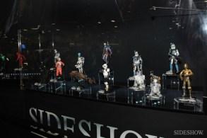 [SDCC2014] Un vistazo al 'stand' de Sideshow en la Comic-Con