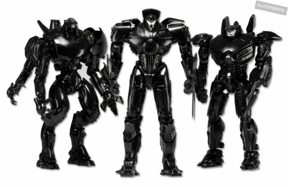 Pacific-Rim-Jaeger- comic con exclusive