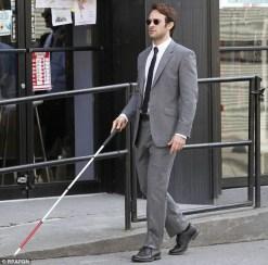 Matt Murdock serie Daredevil