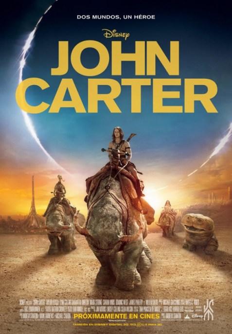 Cartel de John Carter, 2009