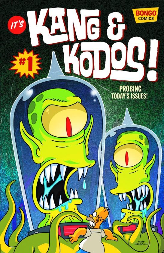 Kang  Kodos 1