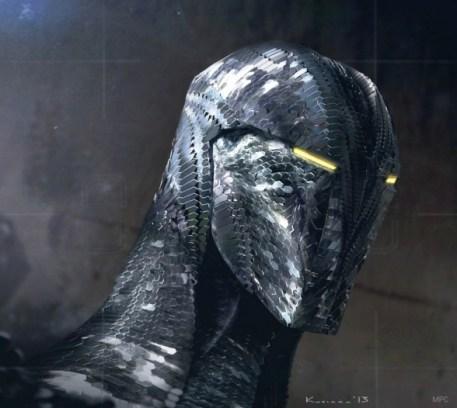 Arte conceptual de 'X-Men: Días del futuro pasado'