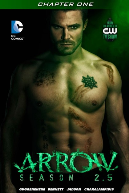 Arrow Temporada 2.5