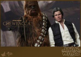 Hot Toys Han Solo y Chewbacca
