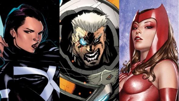 Tres posibles personajes para X-Men Apocalipsis