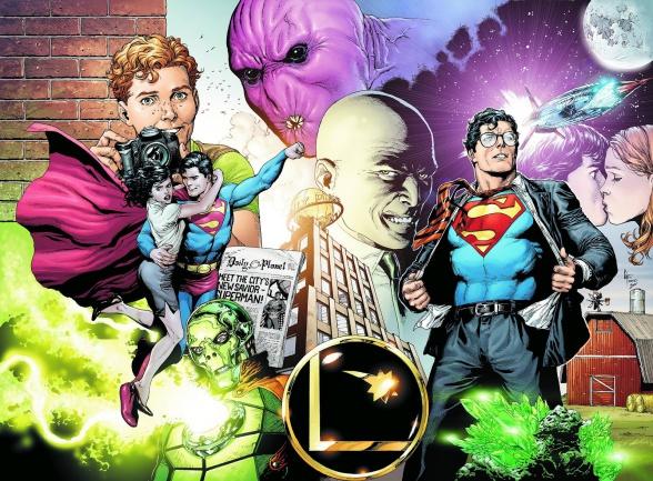 el origen de superman 1