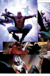 Primer Vistazo a Spider-Verse 08