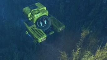 El desafío fotográfico nos permite desbloquear el minisubmarino Kraken
