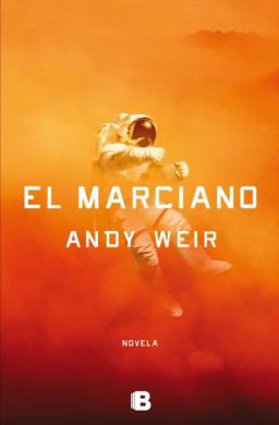 el marciano andy weir ediciones b nova