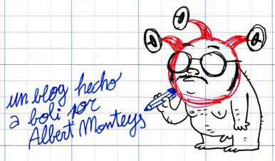 Ilustración de Monteys