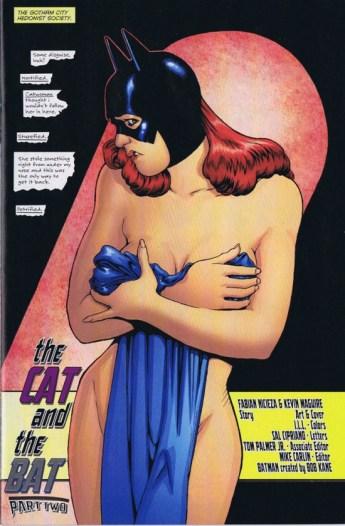 Batgirl Batman Confidential 18