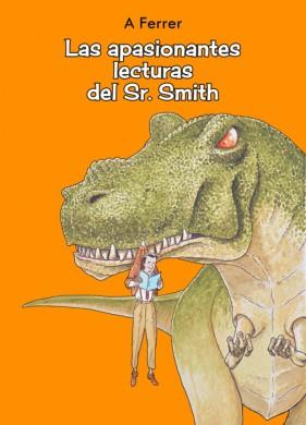 Portada Las apasionantes aventuras del Sr Smith