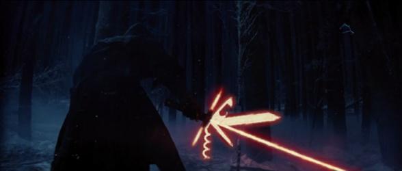 Star Wars the Force awakens lightsaber meme 03