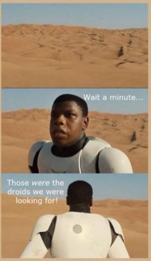 Star Wars the Force awakens meme 01