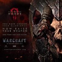 Warcraft promocional 4